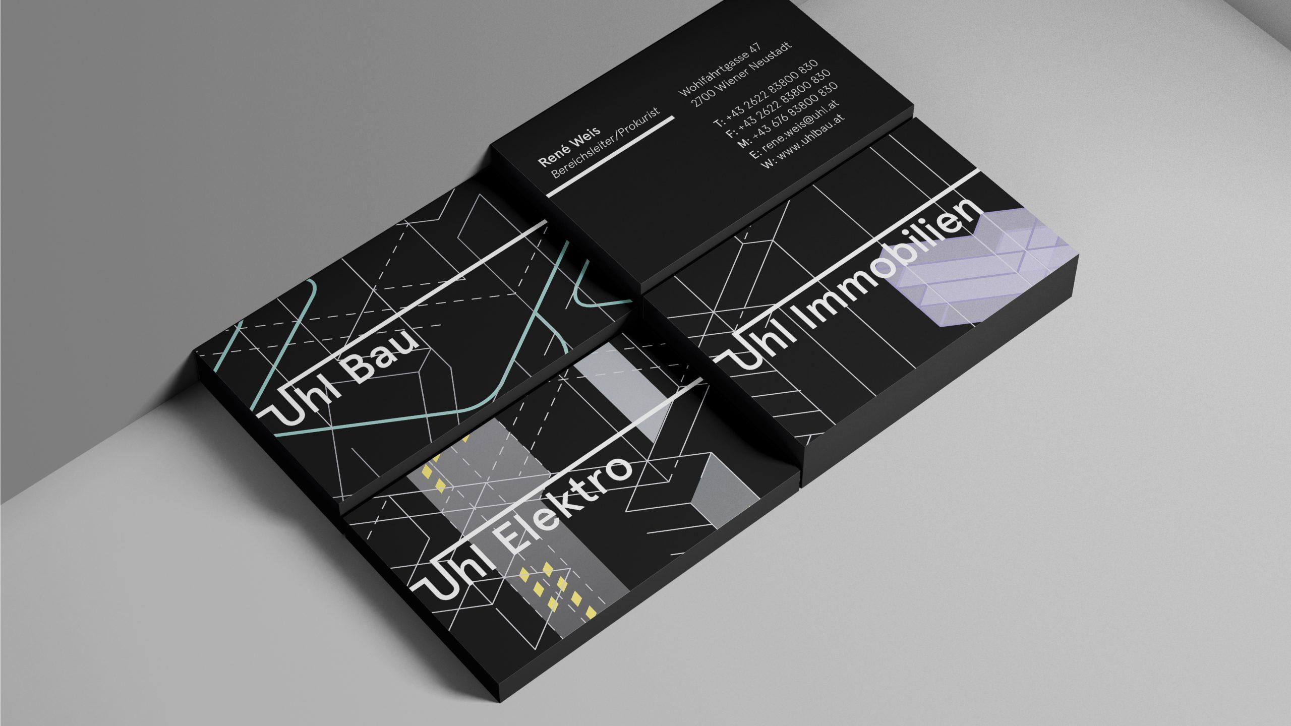 3 Stella Butz Stefan Kinateder Uhl Corporate Design Business Card
