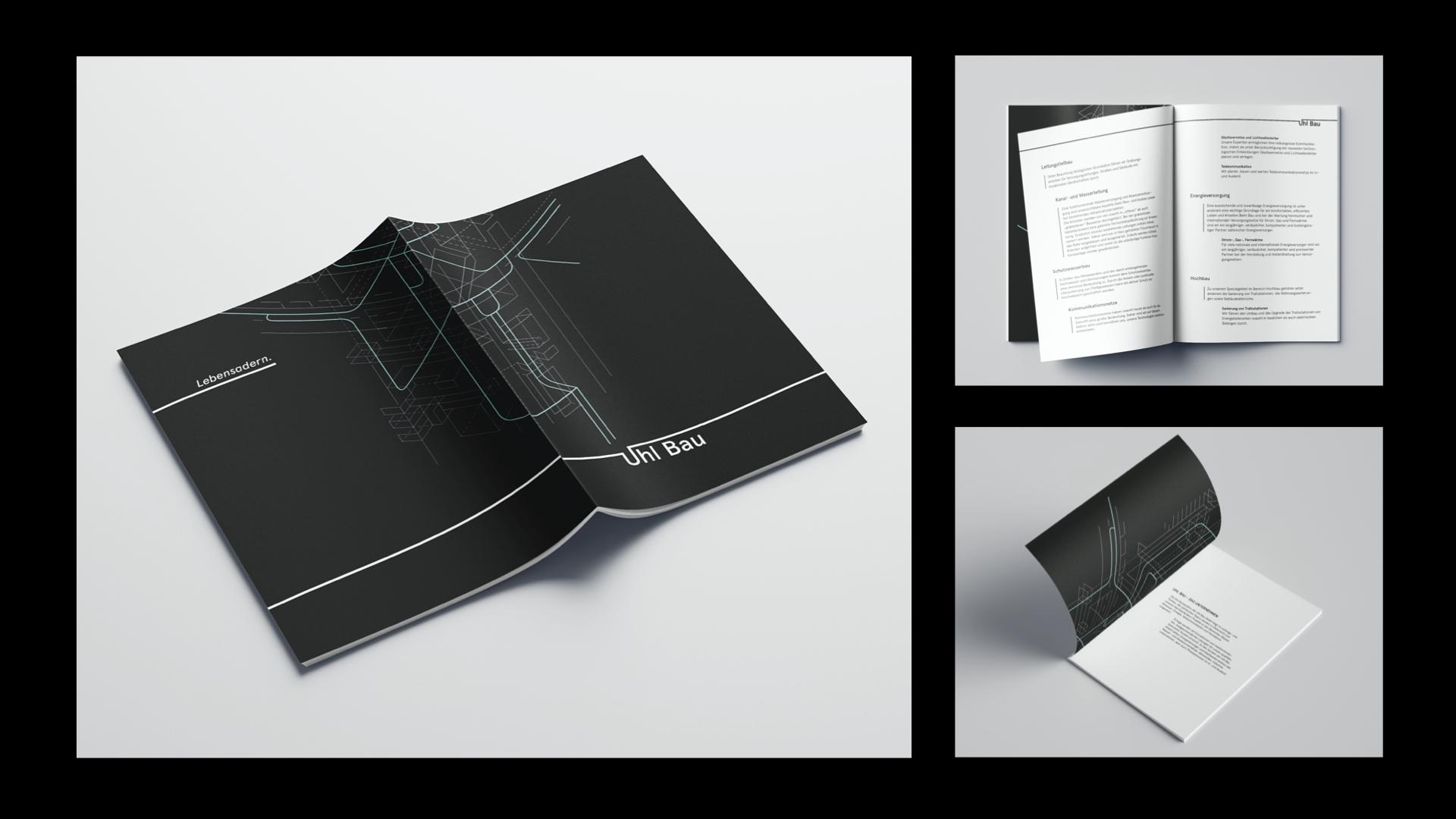 4 Stella Butz Stefan Kinateder Uhl Corporate Design Bau Brochure