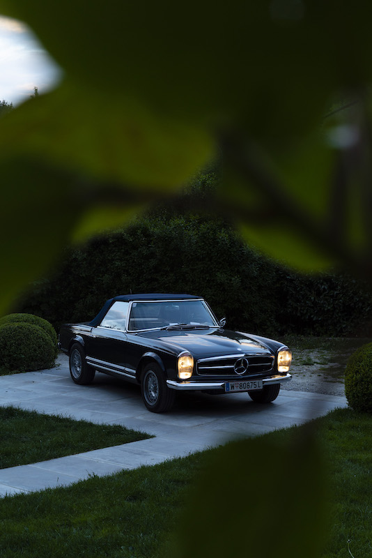 Stella Butz Photography Cars Mercedes Histotech