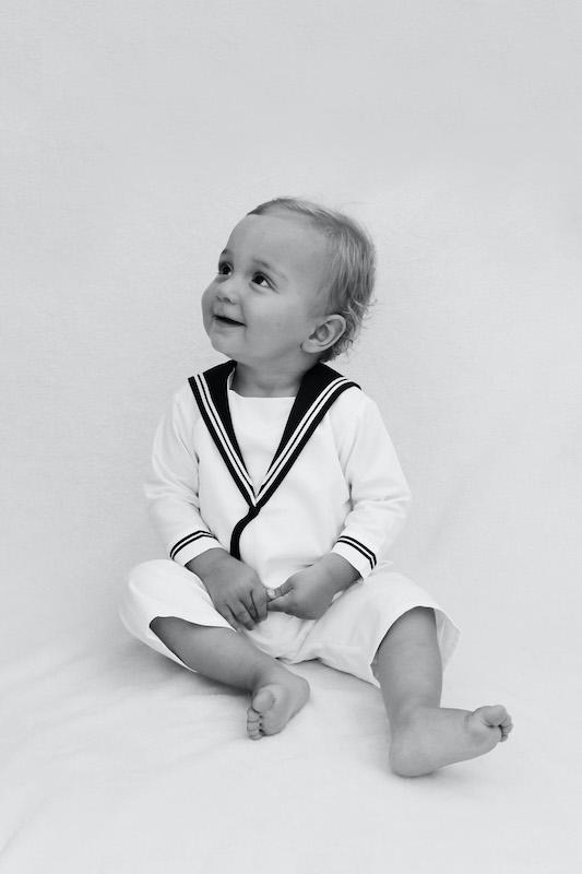 Stella Butz Photography Child Black and White