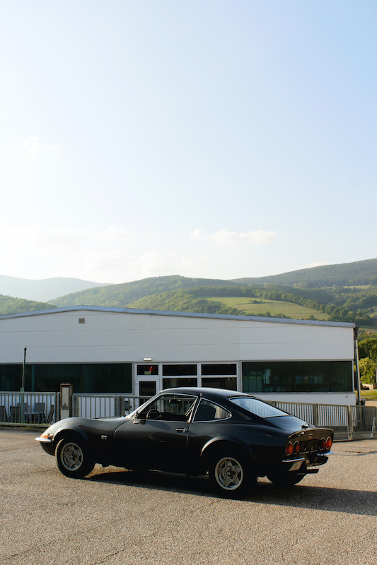 Stella Butz Photography Opel GT Histotech