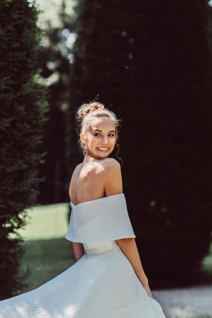 Stella Butz Valerie Kattus Wedding Model